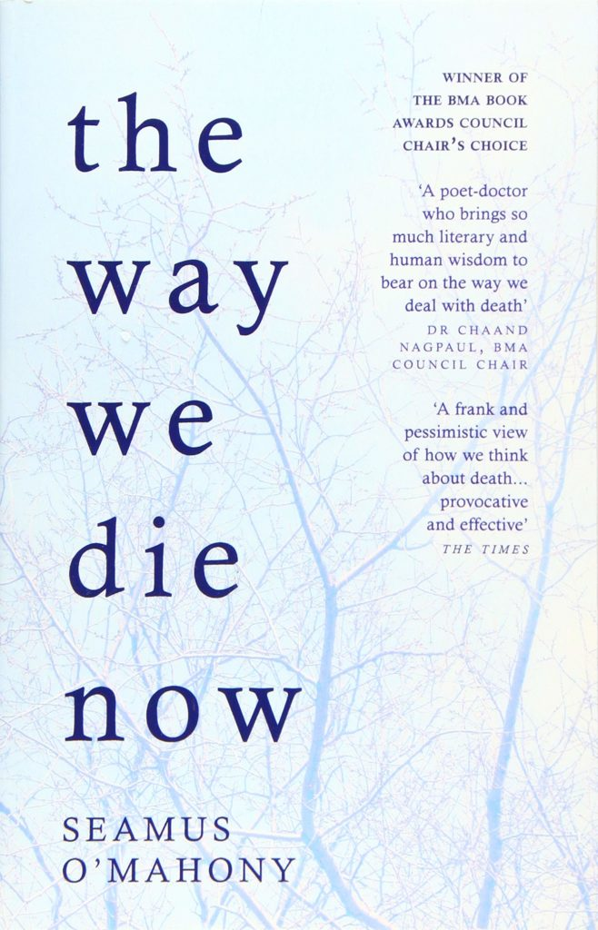 The Way We Die Now Cover